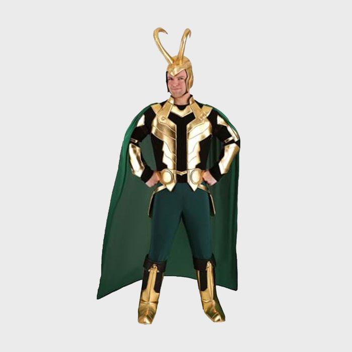 Loki Halloween Costume
