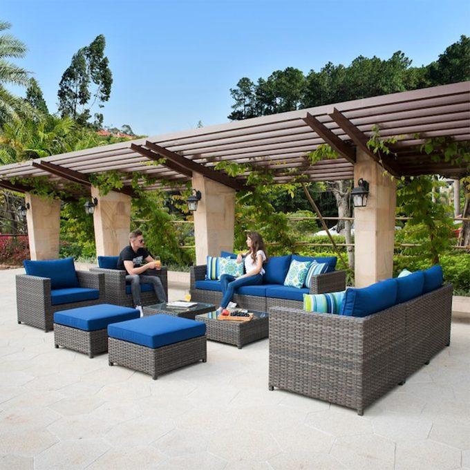 Ovios New King 12 Piece Outdoor Furniture Set