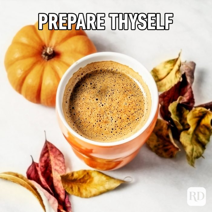 Prepare Thyself