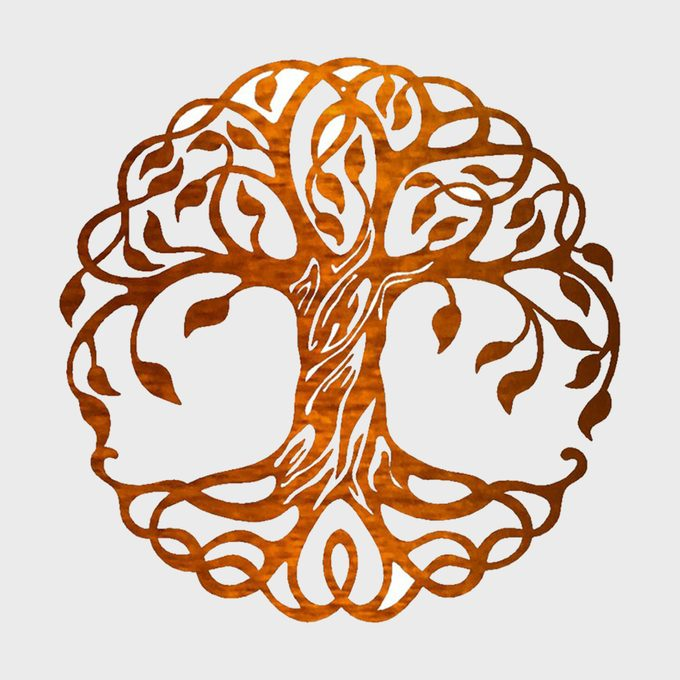 Red Barrel Studio Tree Of Life Wall Accent