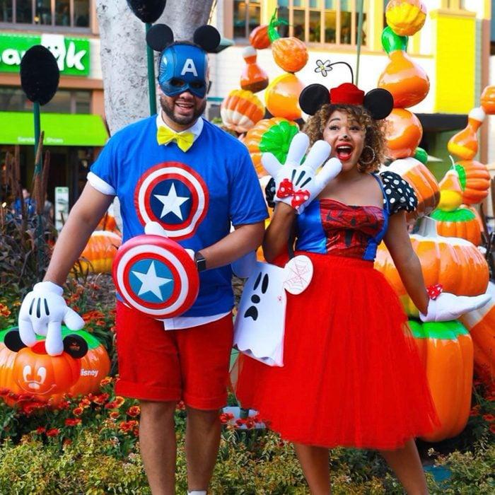 Superhero Mickey Halloween Costume