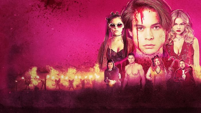 promo image for The Babysitter Killer Queen on netflix