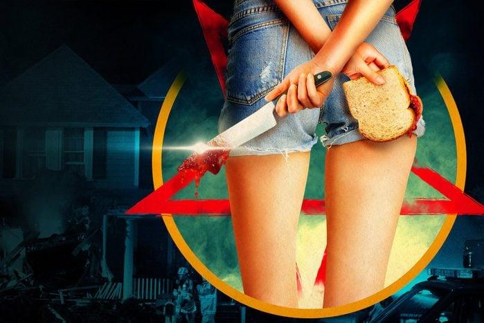 promo image for The Babysitter on netflix