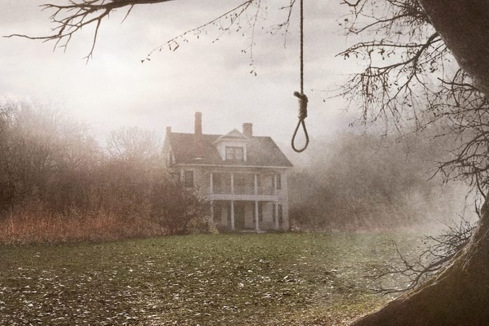 promo image for The Conjuring on netflix
