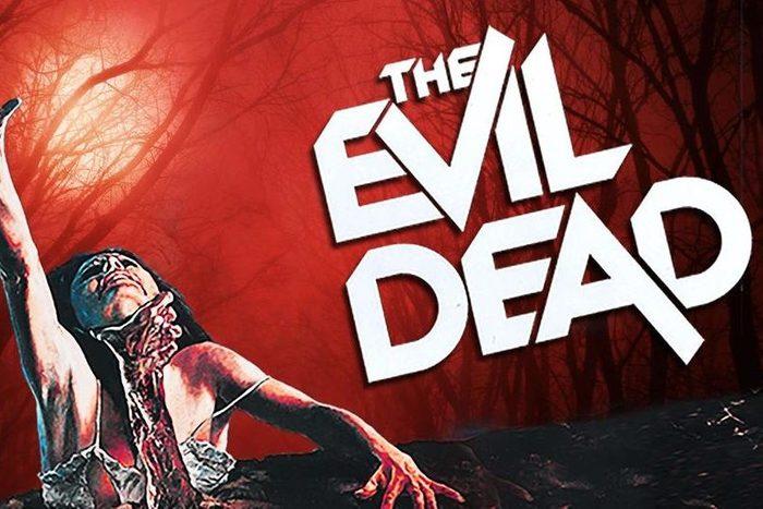 The Evil Dead Hulu