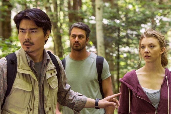 film still from The Forest on netflix