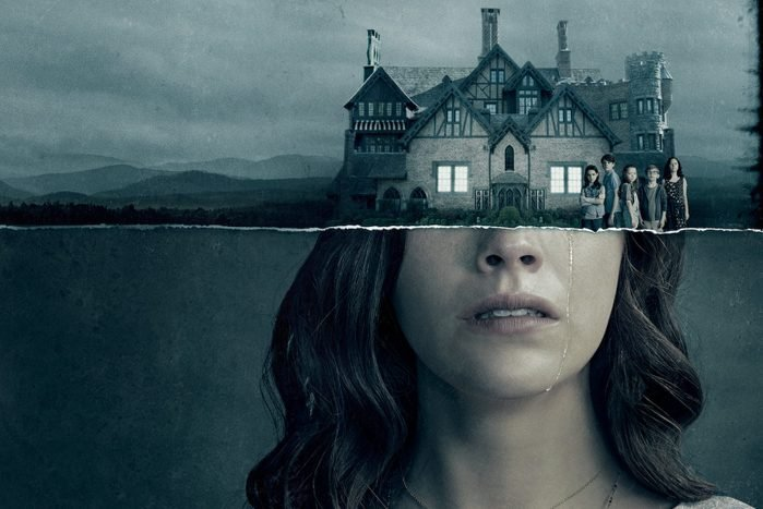 promo image for The Haunting Of Hill House on netflix