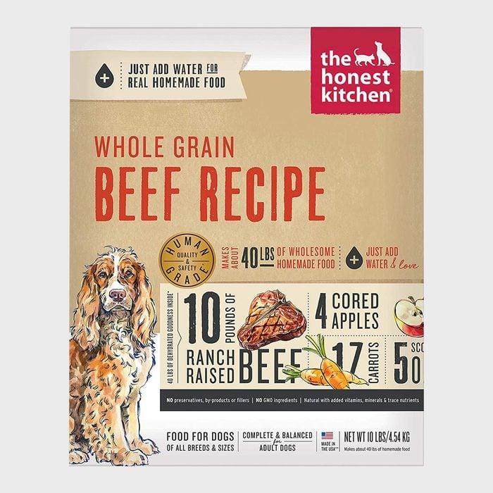 The Honest Kitchen Whole Grain Beef