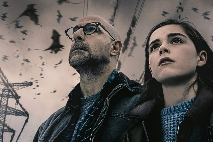 promo image for The Silence on netflix