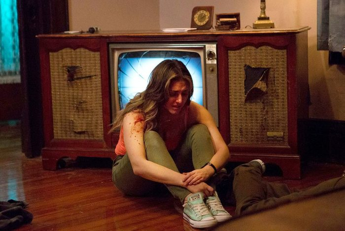 film still from Truth Or Dare on netflix