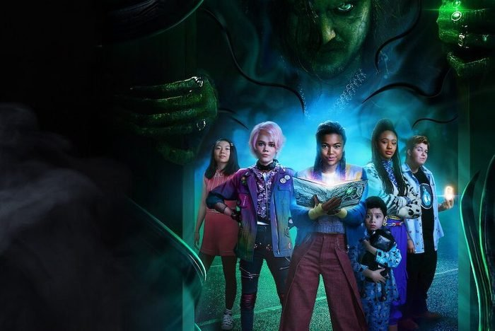 A Babysitter's Guide To Monster Hunting Netflix
