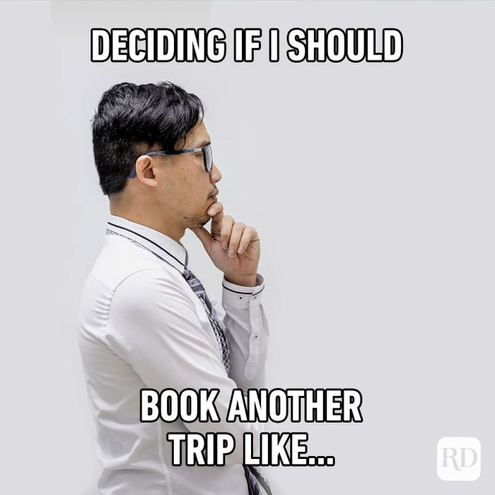 Deciding If I Should Book Another Trip Like...