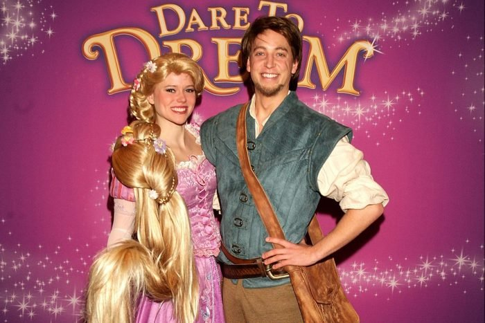 Disney On Ice 'Dare To Dream' Stars Attend Children's Book Reading
