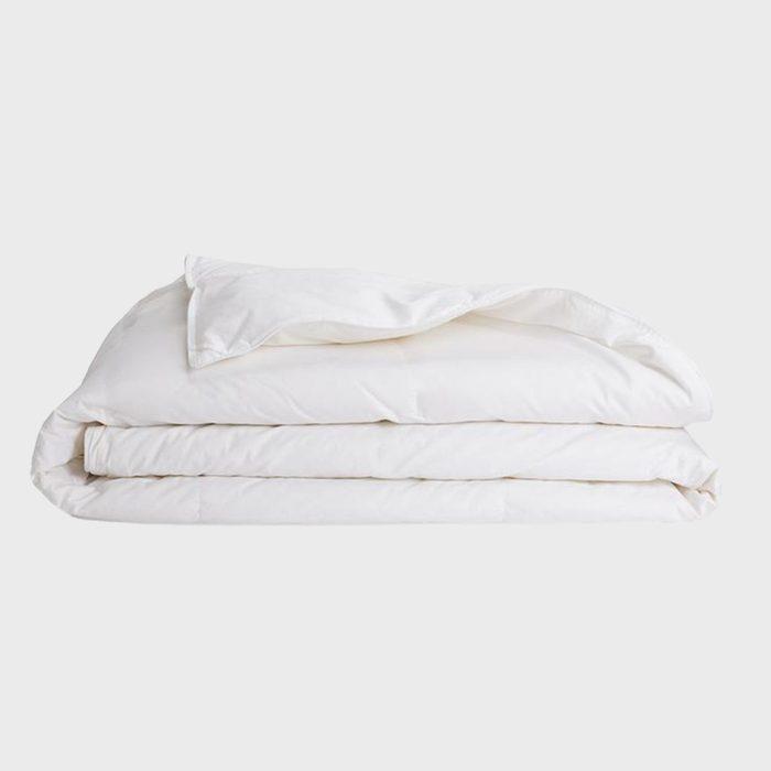 Down Comforter Via Brooklinen