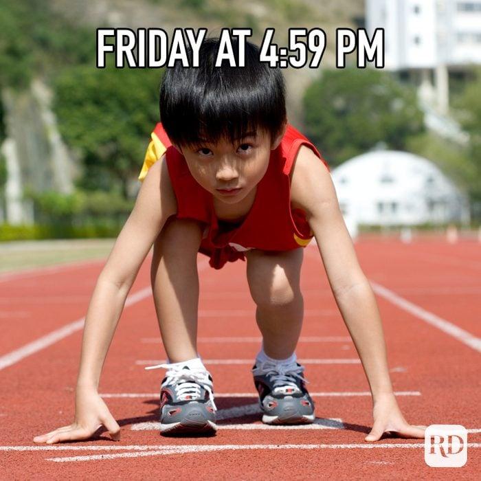Friday At 4.59pm