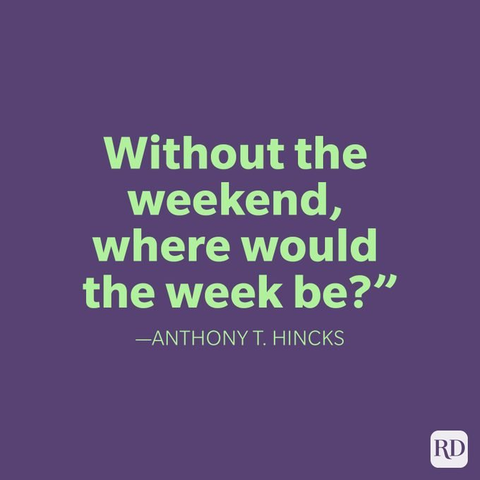 Friday Quote Anthony T Hincks