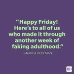 50 Best Friday Quotes to Kick Off the Weekend Right