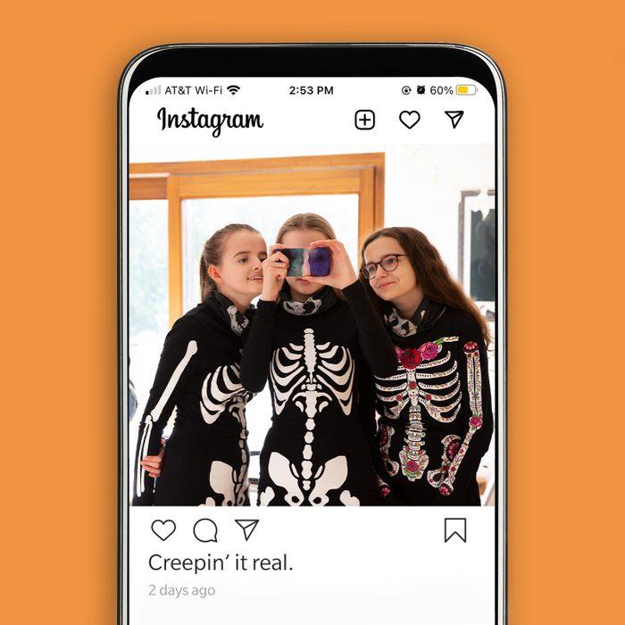 Halloween Instagram Caption 1