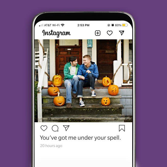 Halloween Instagram Caption 4