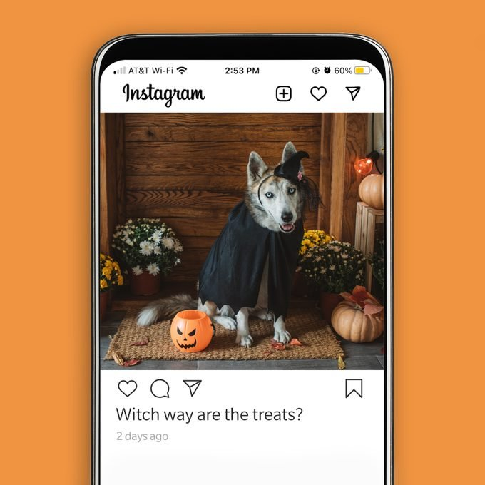 Halloween Instagram Caption 5