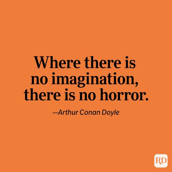 Arthur Conan Doyle quote