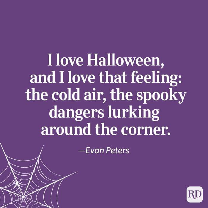 Evan Peters quote