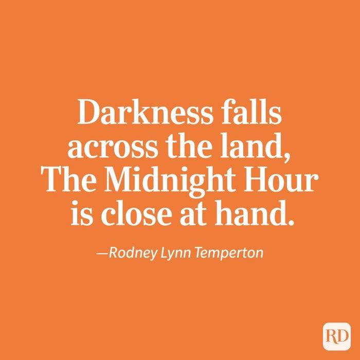 Rodney Lynn Temperton quote