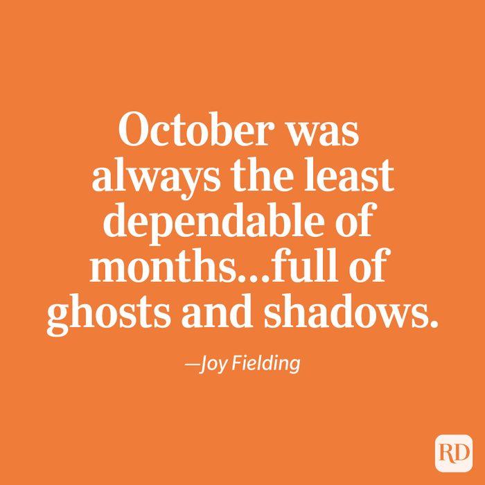 Joy Fielding quote