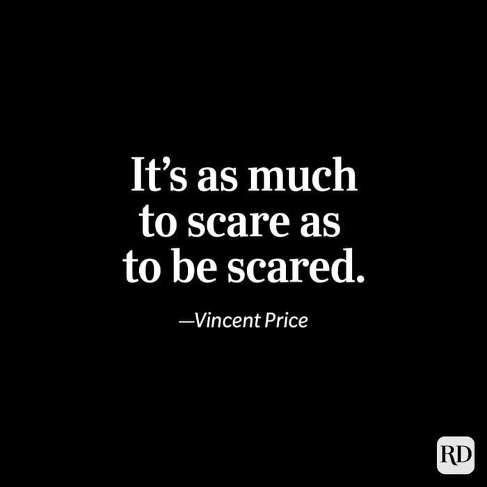 Vincent Price quote