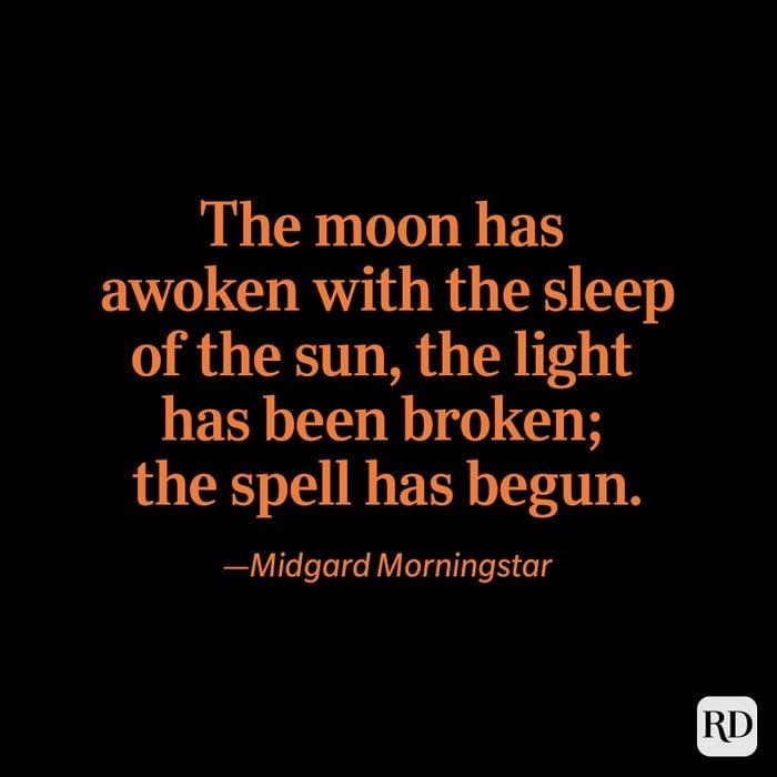 Midgard Morningstar quote