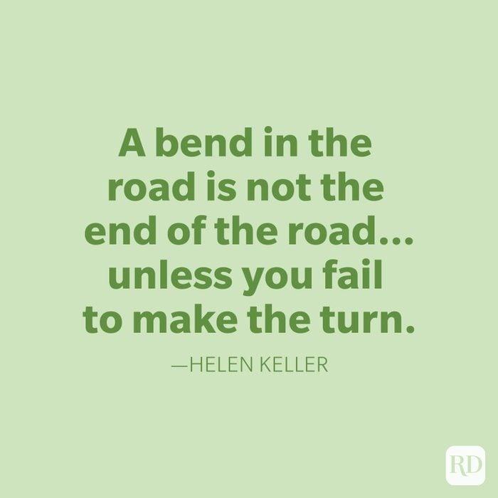 Hellen Keller Change Quotes