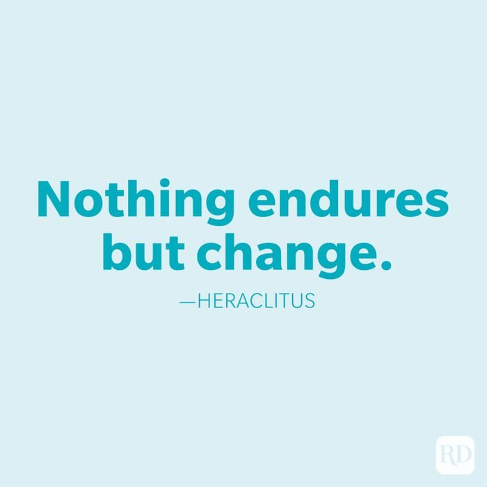 Heraclitus Change Quotes
