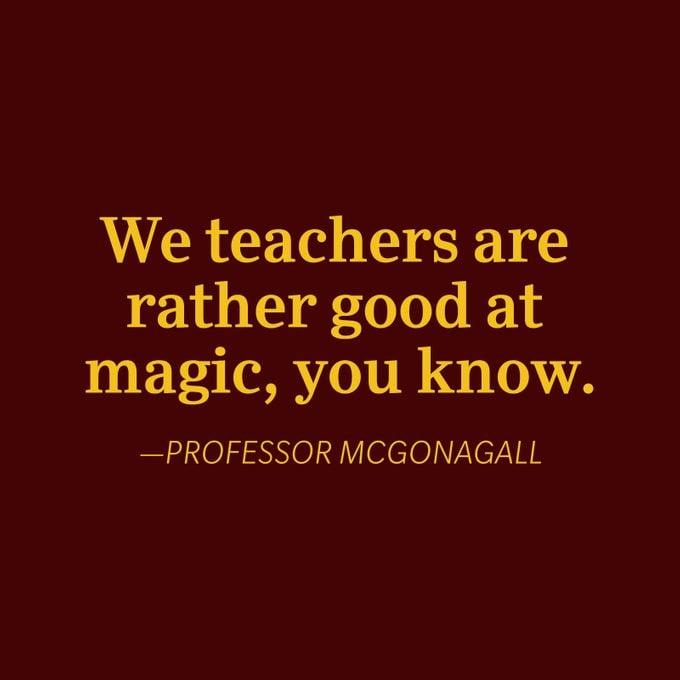 kutipan profesor McGonagall