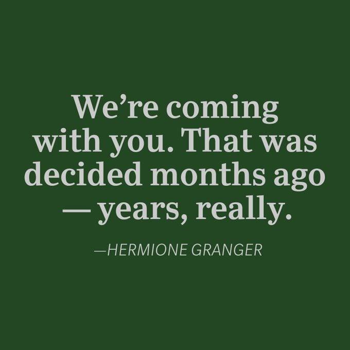 kutipan Hermione Granger