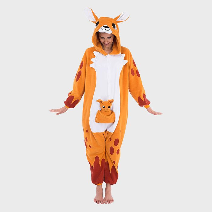 Kangaroo halloween Costume