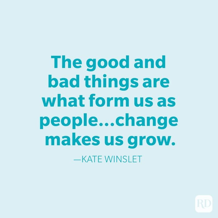 Kate Winslet Change Quotes