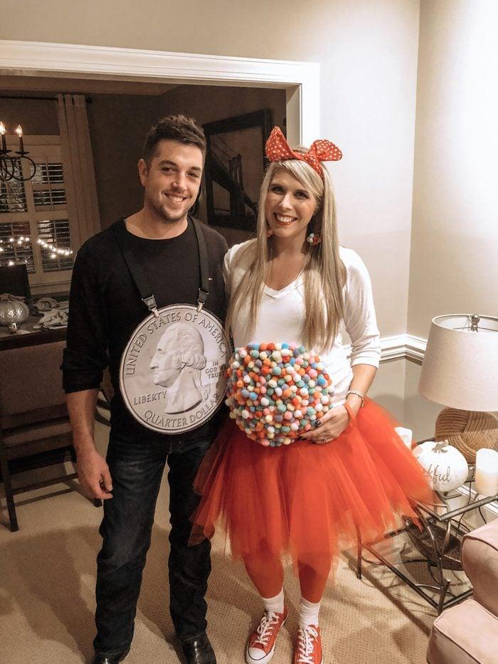 bubble gum costume