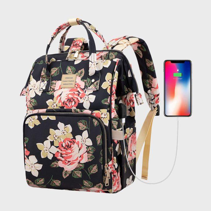 Laptop Backpack Via Amazon