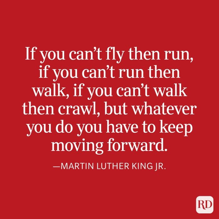 Martin Luther King Jr Strength Quote