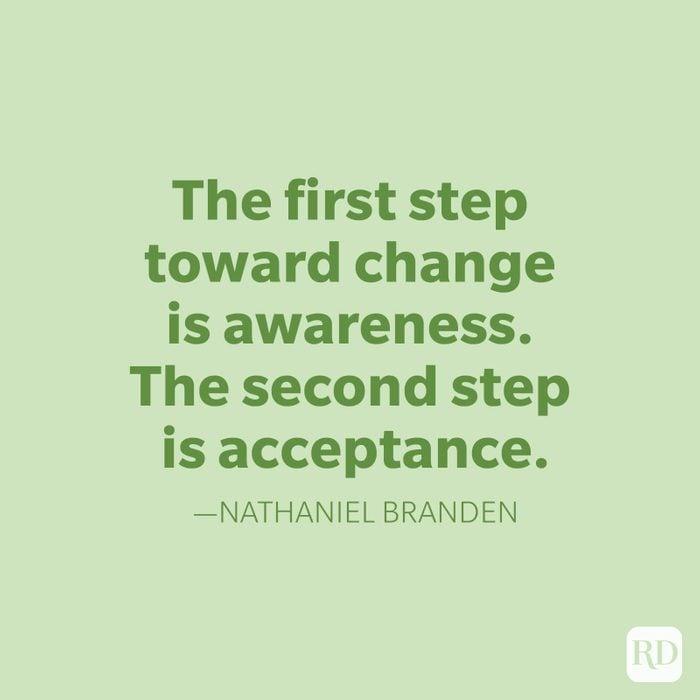 Nathaniel Branden Change Quotes