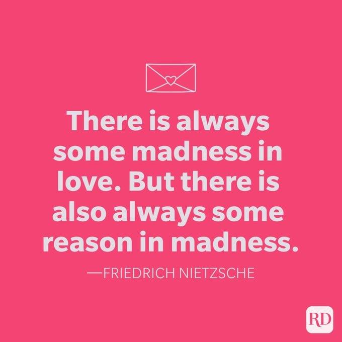 Nietzsche Love Quote