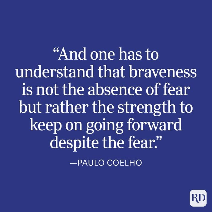 Paulo Coelho Strength Quote