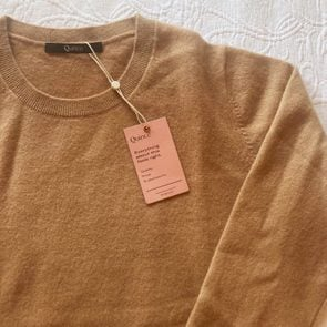 Quince Cashmere Sweater Megan Wood
