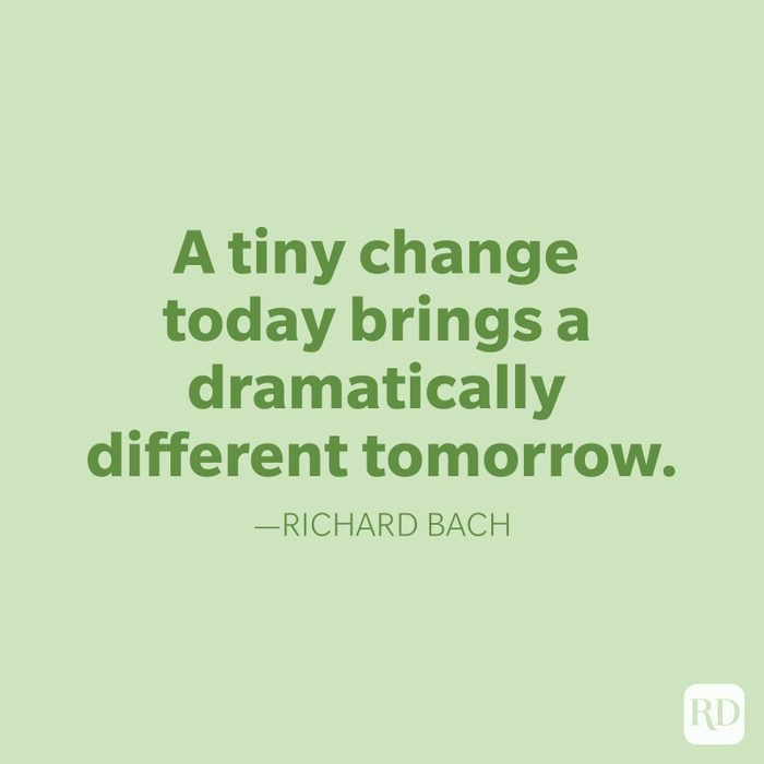 Richad Bach Change Quotes