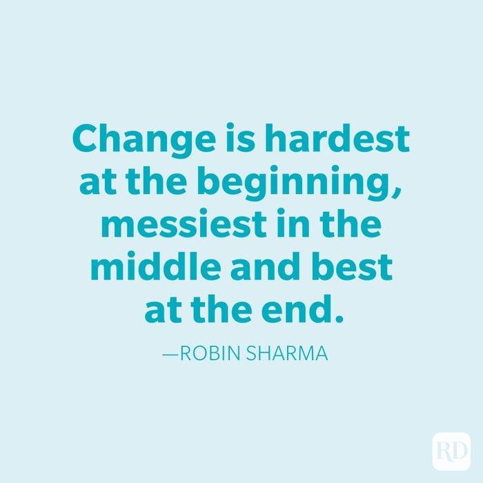 Robin Sharma Change Quotes