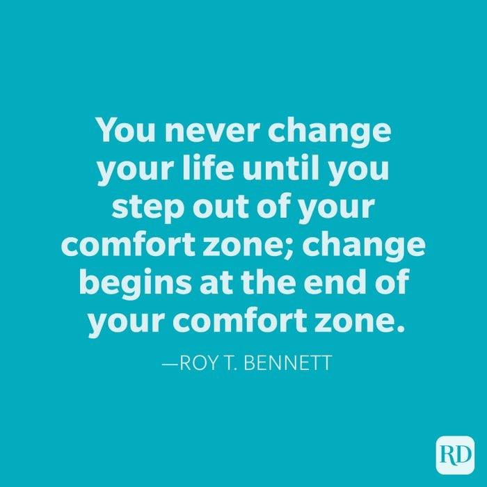 Roy T Bennett Change Quotes