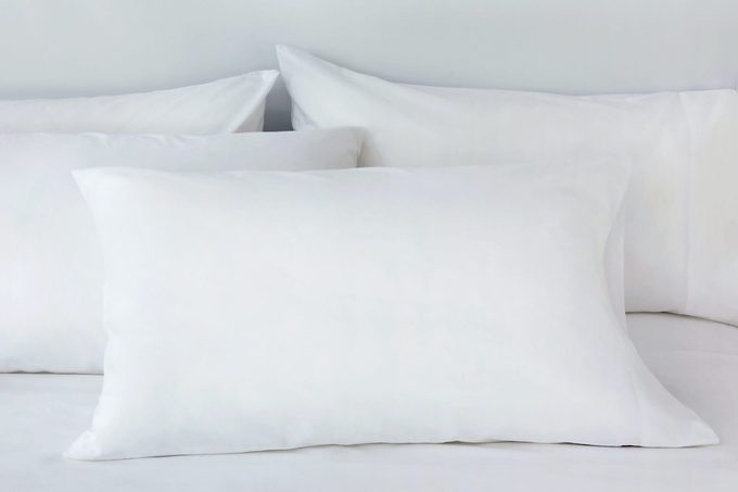 Saatva pillows