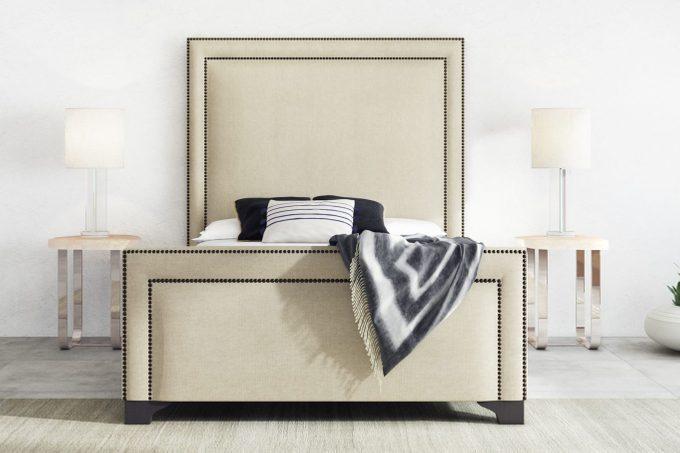 Saatva marseille bed frame