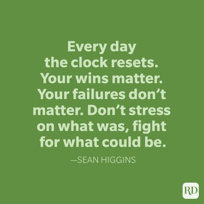 Sean Higgins Change Quotes