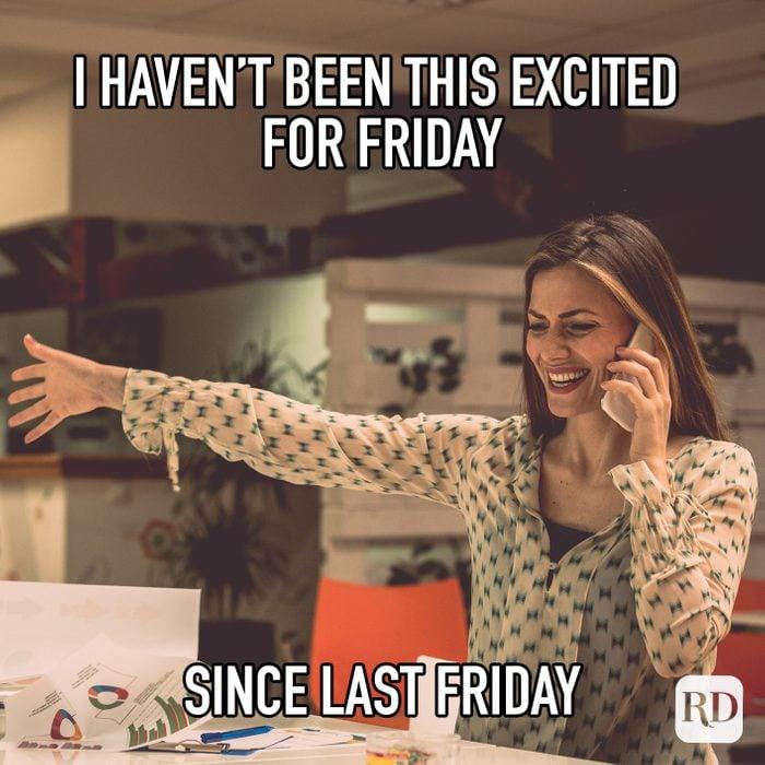 Since Last Friday